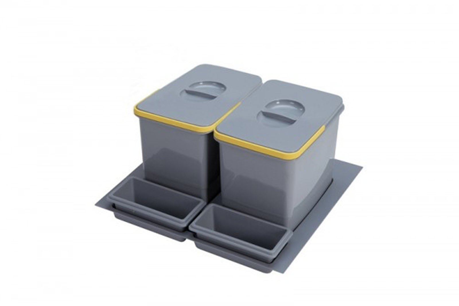 Sinks PRACTIKO 600 2x15l - EK9110