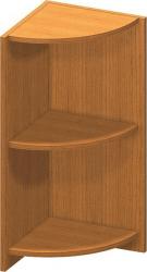 Rohová skříňka TEMPO ASISTENT NEW 014 ukončovací, třešeň