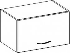 W60OK skříňka nad digestoř GREY