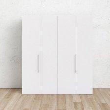 Skříň Lutta 14907 bílá MAT