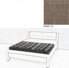 Čalouněná postel AVA CHELLO 160x200, INARI 23