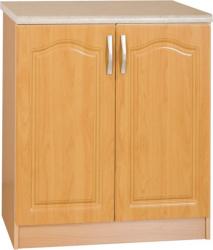Spodní kuchyňská skříňka LORA MDF NEW KLASIK S60, olše