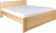 Masivní postel KL-102, 180x200
