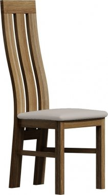 Čalouněná židle PARIS dub stirling/Victoria 20