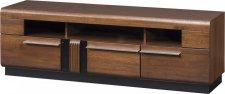 Televizní stolek PORTI P-25 dub antický