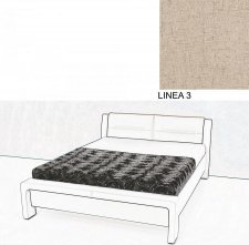 Čalouněná postel AVA CHELLO 160x200, LINEA 3