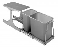 Sinks PATTY 30 1x8l+ 1x16l - EK9076