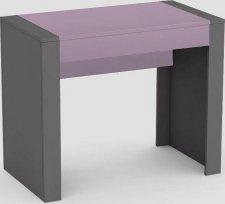 Dětský psací stůl REA JAMIE -P GRAPHITE