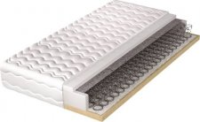 Pružinová matrace HELVETIA s rámem 80x200