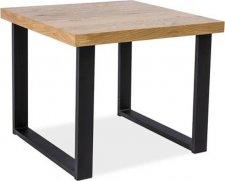 Konferenční stolek UMBERTO C dub masiv