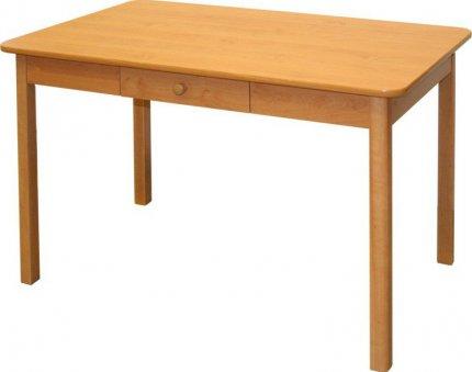 Jídelní stůl 70x110.(šuplík) MILOŠ S02