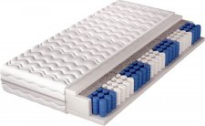 Taštičková matrace MONTANA PUR 180x200