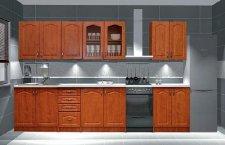 Kuchyňská linka PREMIUM 260 cm, hruška