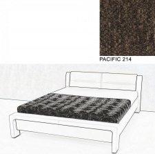 Čalouněná postel AVA CHELLO 180x200, PACIFIC 214