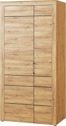 Šatní skříň 2-dveřová KAMA 70
