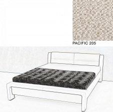 Čalouněná postel AVA CHELLO 180x200, PACIFIC 205