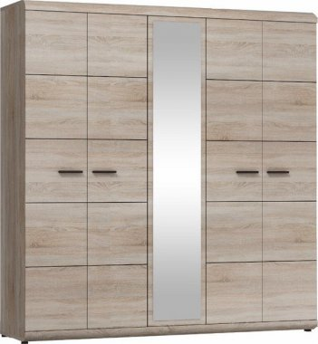 Zrcadlová skříň LINK sonoma