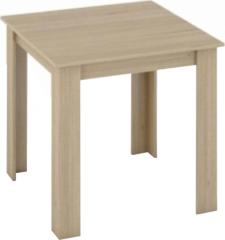 Jídelní stůl KRAZ 80x80, dub sonoma