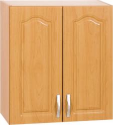 Horní kuchyňská skříňka LORA NEW KLASIK W80 / 735, olše