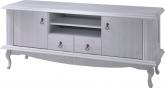 Televizní stolek RTV VILAR DA14 sosna bílá
