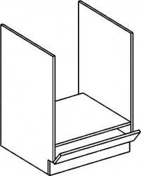 DK60 skříňka na vestavnou troubu NORA hruška