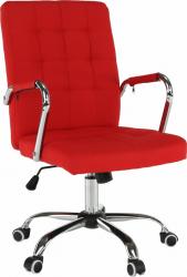 Kancelářská židle MORGEN, červená