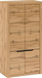 Šatní skříň TORONTA F dub wotan