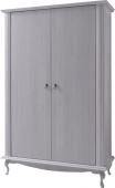 Šatní skříň VILAR DA1, sosna bílá