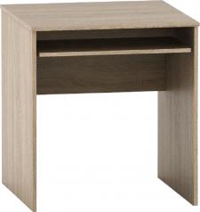 Psací PC stůl TEMPO ASISTENT NEW 023, dub sonoma