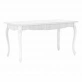 Jídelní stůl VILAR DA19, sosna bílá