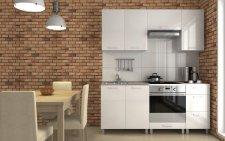 Kuchyňská linka Despacito MDR 180 bílý lesk