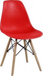 Jídelní židle MODENA II červená