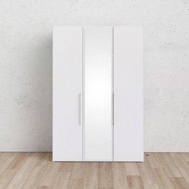 Skříň Lutta 14906 bílá MAT/zrcadlo