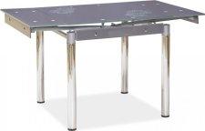 Jídelní stůl GD-082 rozkládací šedý