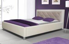 Čalouněná postel CARINA VI 180x200, výběr látek