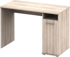 Kancelářský psací stůl NOKO-SINGA  21, dub sonoma