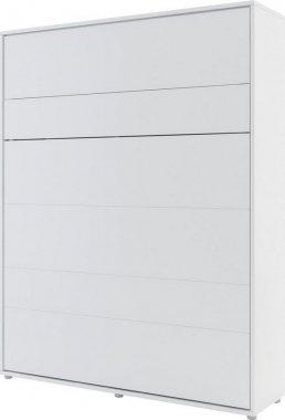Výklopná postel REBECCA 160 cm, bílá