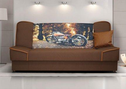 Pohovka Rallye motorka B