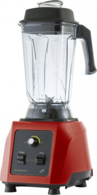 G21 mixér Blender Perfect smoothie/ 1500W/ 2,5l/ 5kg/ červený