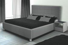 Čalouněná postel LUBNICE IX 160 výběr látek