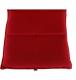 Kancelářská židle CRAIG, červená
