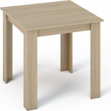 Jídelní stůl MANGA 80x80, dub sonoma