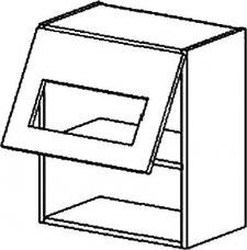 WS50/58 PD h. vitrína jednodvéřová MORENO picard