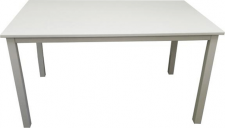 Jídelní stůl ASTRO 110, bílá