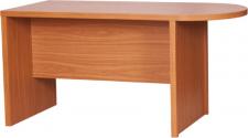 Zasedací stůl s obloukem, třešeň americká, OSCAR T03
