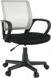Kancelářská židle ADRA, šedá