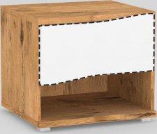 Noční stolek REA WAVE 1 LANCELOT