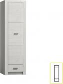 Šatní skříň INFINITY I-02 jasan bílý