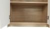 Kancelářská skříň, dub sonoma / bílá, JOHAN NEW 05