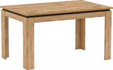 Rozkládací jídelní stůl TORONTA S, dub wotan